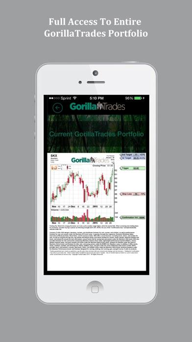 Gorillatrades review screenshots