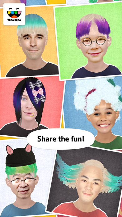 download Toca Hair Salon Me apps 2