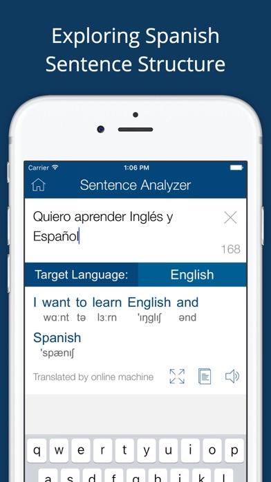 Spanish English Dictionary App By Bravolol Limited Ios