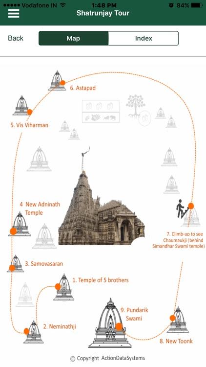 Palitana Shatrunjaya Tour screenshot-4