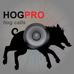 REAL Hog Calls - Hog Hunting Calls + Boar Calls BLUETOOTH COMPATIBLE