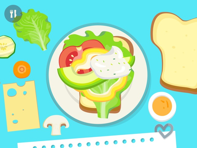 my food nutrition for kids on the app store