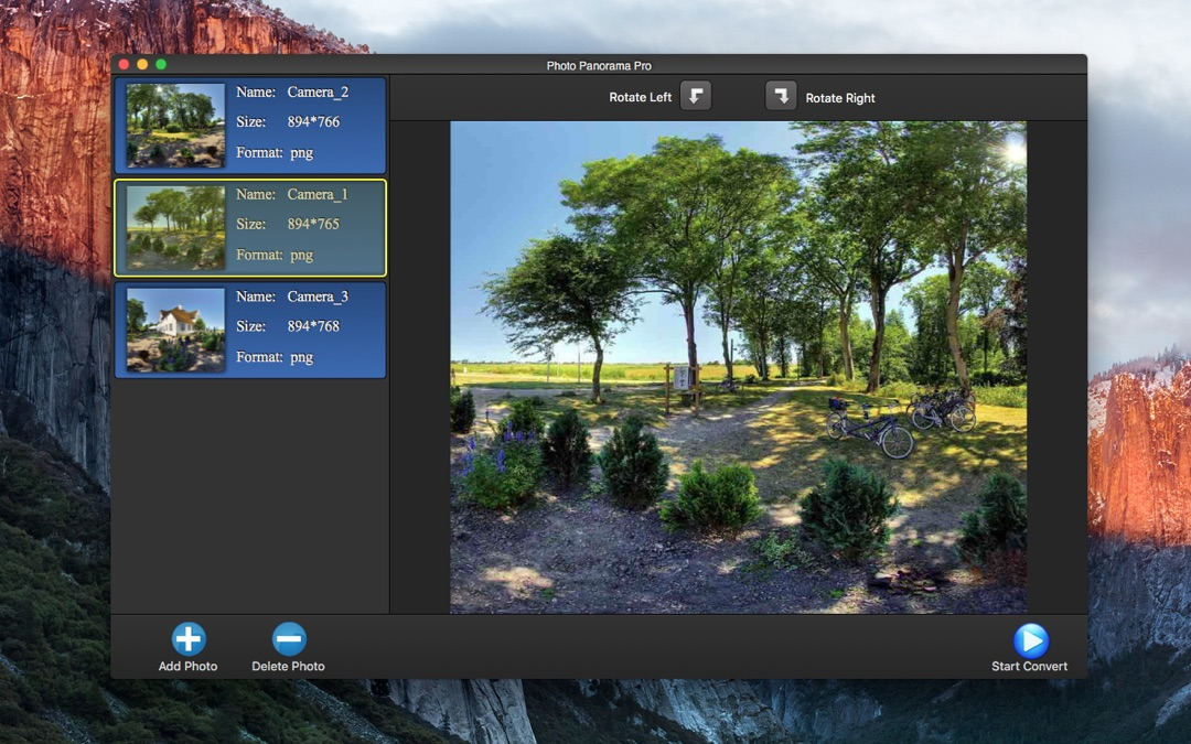 Photo Panorama Pro - 360 Collage - Online Game Hack and