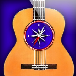 Guitar Chords Compass - learn the chord charts & play them