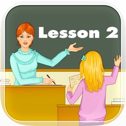 English Conversation Lesson 2 - Listening and Speaking English for  kids grade 1st 2nd 3rd 4th