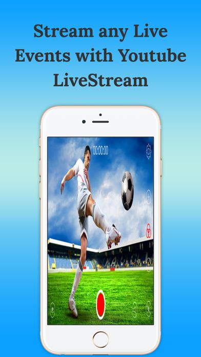 Live - Livestream for YouTube screenshot two