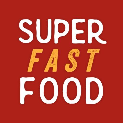 Jason Vale's Super Fast Food app logo
