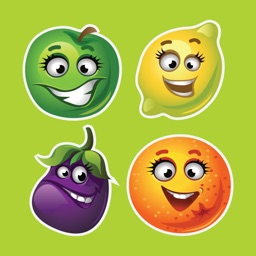 Learning Me: Funny Fruit Face