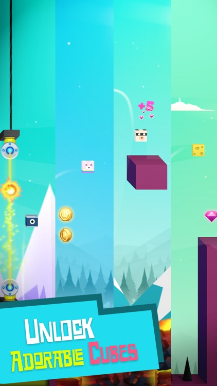 MicroCube - Amazing Jump (Amazing Cube World)