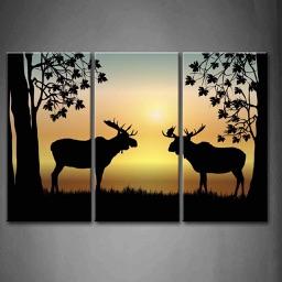 Sunrise Photo Frame
