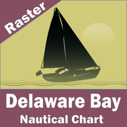 Delaware Bay – Raster Nautical Charts