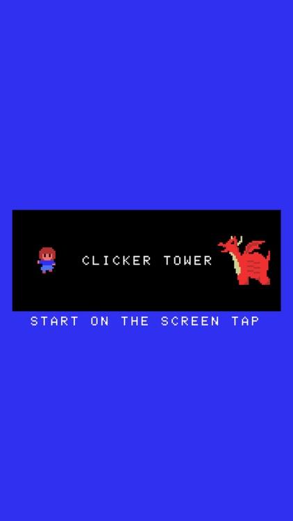 Clicker Tower RPG screenshot-4