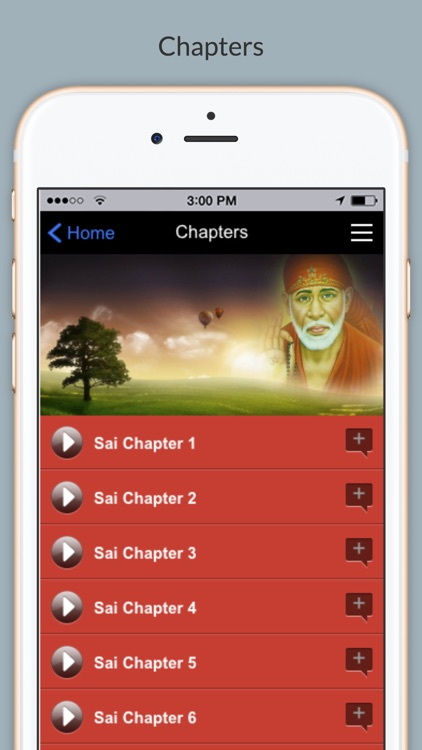 Sai Sat Charitra Audio Book screenshot-1