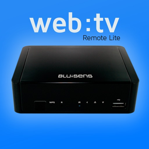 Web:tv Remote Lite