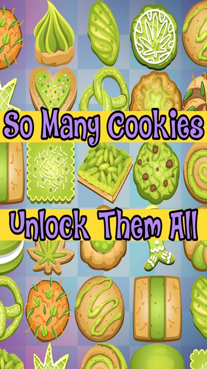 Weed Cookie Clicker - Run A Ganja Bakery Firm & Hemp Shop With High Profits screenshot-3