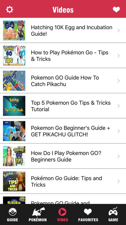 Pocket Guide Pro - for Pokemon GO Walkthrough Tips & Video Guides