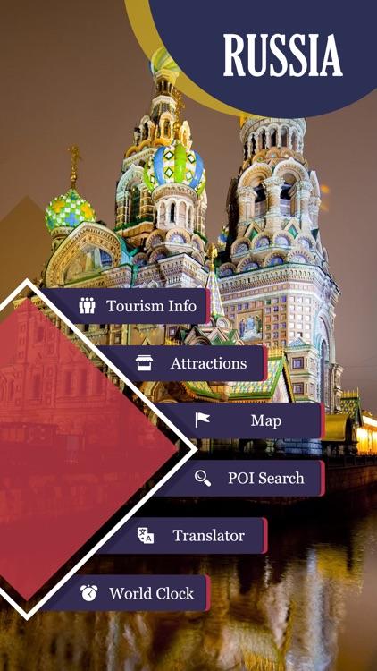 Russia Tourist Guide