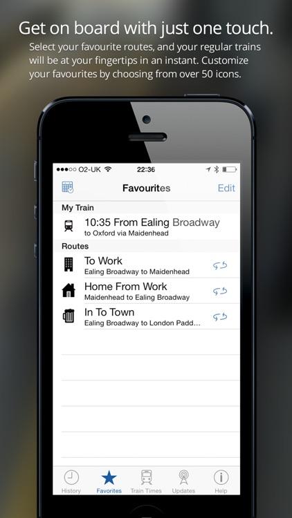 Live Train Times UK - National Rail screenshot-3