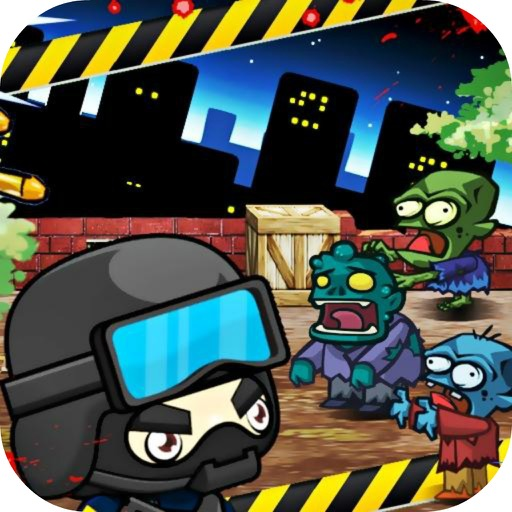 Swat and Zombies War: X Defense