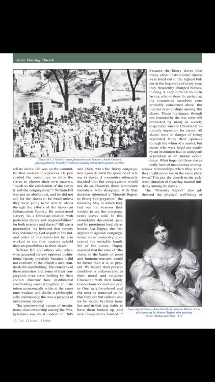 Leben: A Journal of Reformation Life screenshot-3
