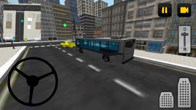 Bus Driver 3D: City screenshot three