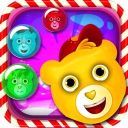 Bubbles Breaker Tomb Pop: Play Bubble Shooter Games Blaze For Kids, Boys & Girls