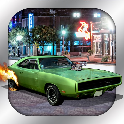 American Muscle Car Simulator - Turbo City Drag Racing Rivals Game FREE