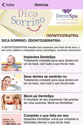 DenteSPA - náhled