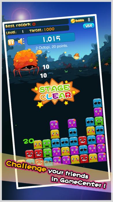 Pop Octopus! screenshot two