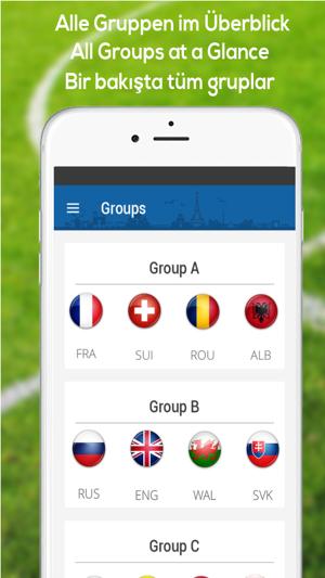 Euro 2016 Score Live Results Of Em 4