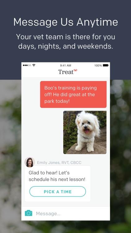 Treat - Better Pet Care screenshot-4