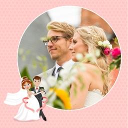 Wedding Photo Frames & collage