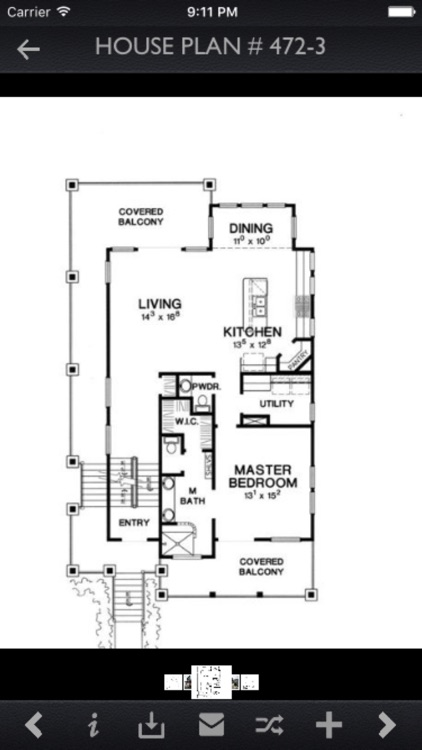 Modern House Plans Ideas screenshot-4