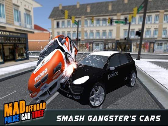 Полицейская машина Экстремальные Вне дорог Драйвер 3D имитатор - Драйв в Менты автомобиль для iPad