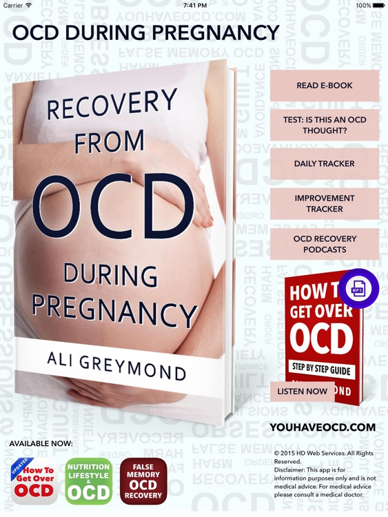 OCD During Pregnancy HD