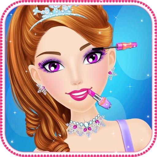 Games For Girls By Siraj Admani: Princess Spa And Makeup Salon By Siraj Admani