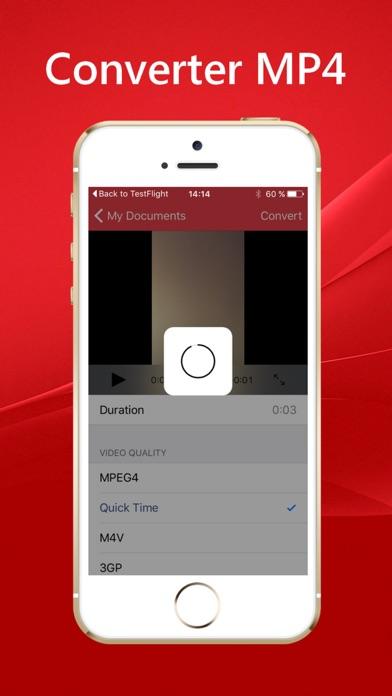 Insta Video Converter MP4 screenshot four