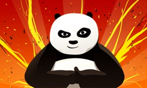 Panda Warrior: Kung Fu Awesomeness Pro