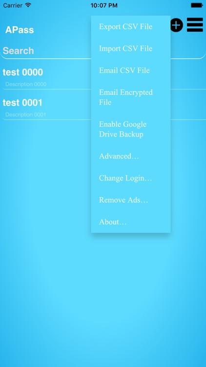 APass Pro Password Manager