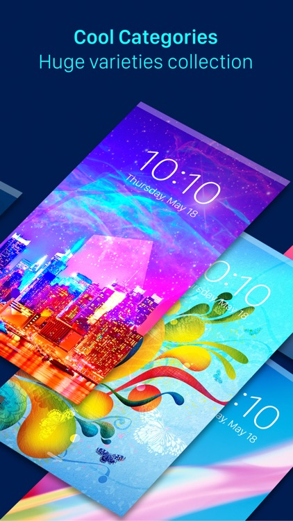 Neon Wallpapers Pro - Colorful & vibrant backgrounds screenshot-3