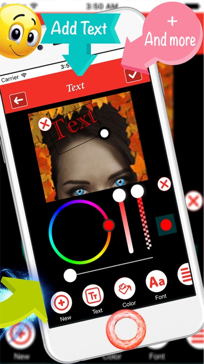 NiceEyes - Eye Color Changer : Photo Editor screenshot-4