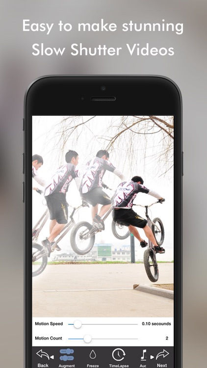 Magic Movement Camera- Slow Shutter Video Maker with Time Lapse&Slow Motion Effect