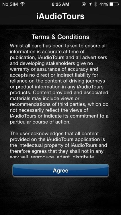iAudioTours