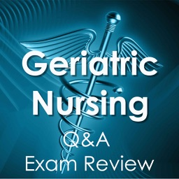 Geriatric Nursing Test Bank – Full Exam Review : 2300 Flashcards Quizzes & Notes