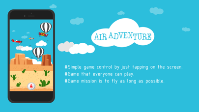 Air Adventure - Go on an adventure journey to save Sherly