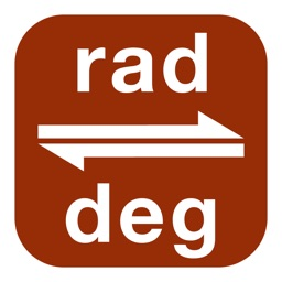 Radians To Degrees | Radian To Degree | rad to deg