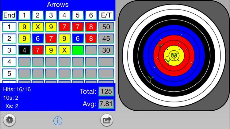Swipe Scoreboard screenshot-3