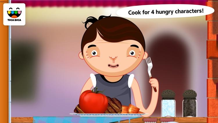Toca Kitchen screenshot-0