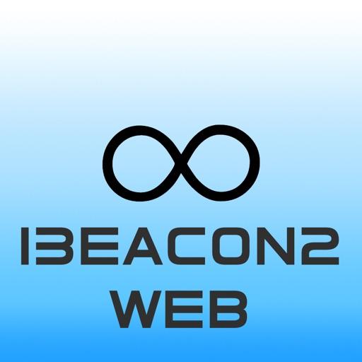 iBeacon2Web iOS App