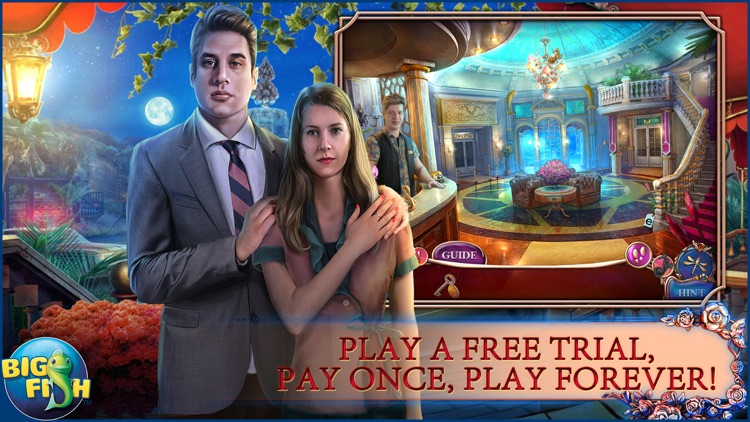 Off the Record: Liberty Stone - A Mystery Hidden Object Game screenshot-0